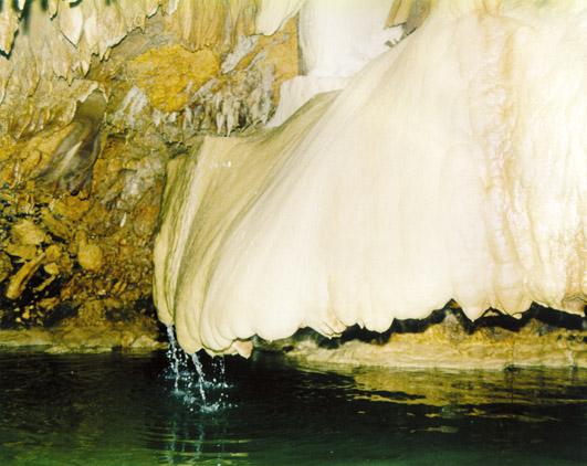 Virign Lake Cave