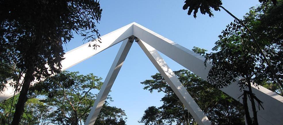 Pyramid for Light